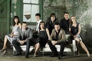 Rush Australian TV Show Cast