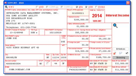 2014 review of w2 and 1099 preparation programs cpa