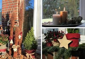 Deko Weihnachten Draußen : deko vor der t r von videx ~ Michelbontemps.com Haus und Dekorationen