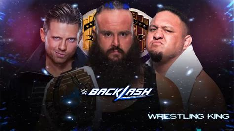 Maybe you would like to learn more about one of these? WWE BACKLASH 2018 DREAM MATCH CARD - YouTube