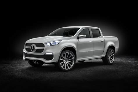 Mercedes-benz X-class Could Become World's First Mid-size