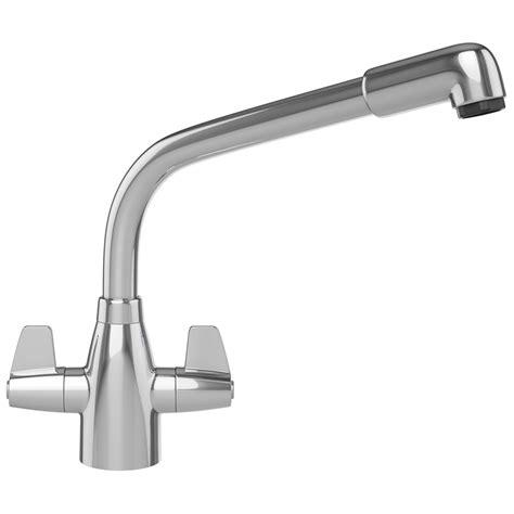 Franke Davos Kitchen Sink Mixer Tap Chrome  More Finish
