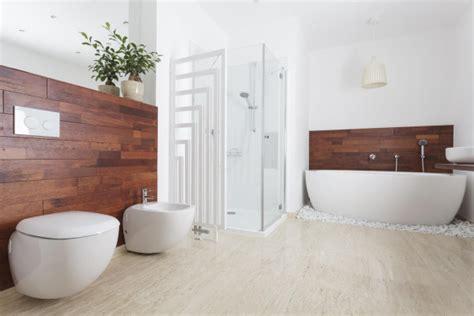 Wissenswertes Zu Holz Im Badezimmer