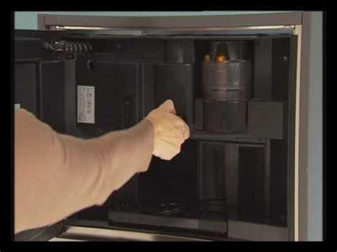 siemens koffiemachine schoonmaken reinigen onderhoud miele koffieautomaat cva 2660 youtube
