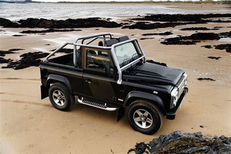 land rover defender convertible land rover defender cabriolet two technical details