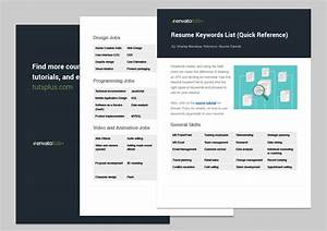 How to make your resume better with keywords phrases for Ats keyword list