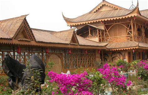 dix types de maisons chinoises