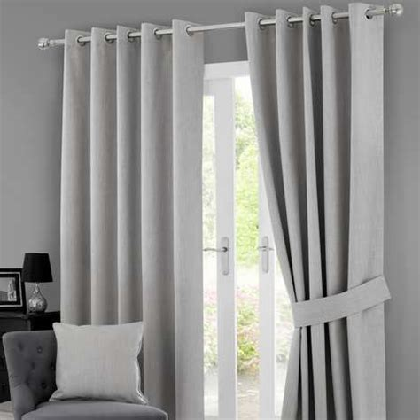 solar grey blackout eyelet curtains dunelm