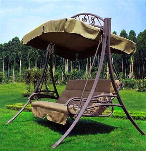 in swing version outdoor balcony swing hanging chair rocking chair