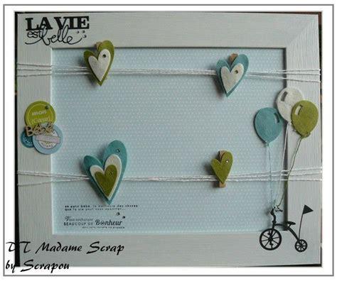 liste chambre bébé cadre décoratif pour chambre de bébé photo de scrapbooking