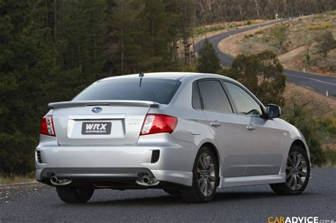 2009 Subaru Wrx Specs by 2009 Subaru Impreza Wrx Steer Photos Caradvice