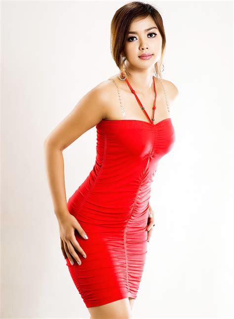 laxmanadiraja myanmar model nwe nwe htun  sexy short
