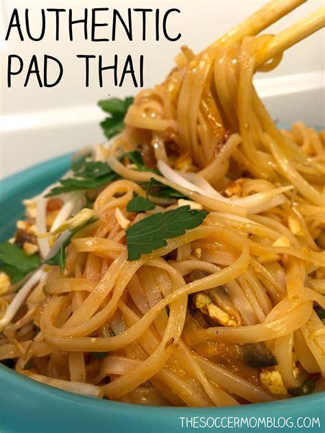 thai noodle recipe restaurant style chicken pad thai ready in 30 minutes recipe pad thai noodles thai
