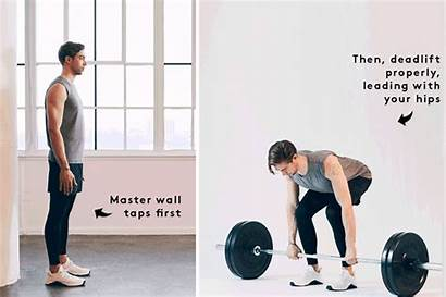 Form Deadlift Conventional Cleanse Furthermore Fitness Goal