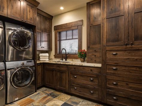 rustic cabinets for laundry room large laundry room ideas rustic laundry room decor ideas