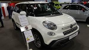Fiat Panda 2018 Prix : 2018 fiat 500l opening cross 1 6 mjt 120 exterior and interior salon automobile lyon 2017 ~ Medecine-chirurgie-esthetiques.com Avis de Voitures