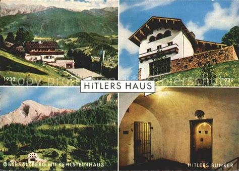 Obersalzberg Hitler Haus Kat Berchtesgaden Nr Ke61924