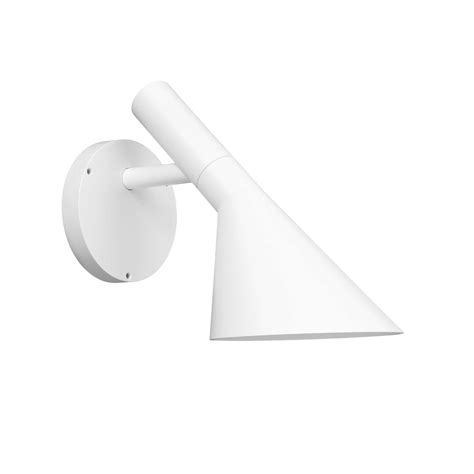 aj 50 outdoor led wall light by louis poulsen ylighting