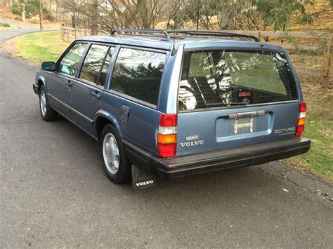 volvo  wagon turbo