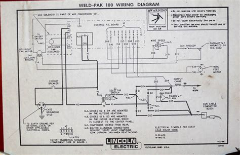 Lincoln Weld Pak 100 Wiring Diagram 187 tool builds improvements and repairs