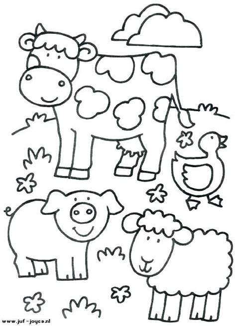 image result for farm animal coloring pages for toddlers 554 | cd1aa2c484ba55bfd1f0e650f99d80bb