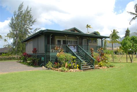 hanalei land company rental cottages