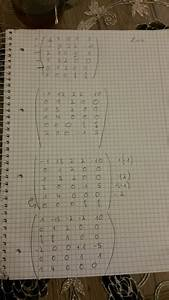 Matrix Kern Berechnen : rang von matrix a berechnen dimension des l sungsraums ~ Themetempest.com Abrechnung