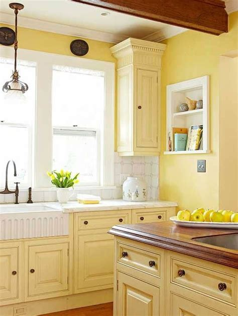 best paint for spraying kitchen cabinets 26 best images about yellow kitchens on how to 9179