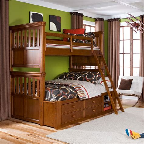 king size bed bunk bed ideas for boys and 58 best bunk beds designs