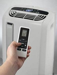 Delonghi Pacan140hpewc Whisper Cool Portable Air Conditioner