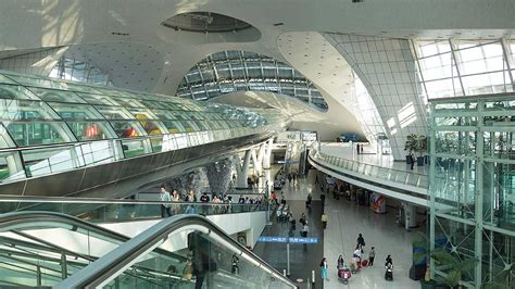 South Korea's Incheon Airport Awarded for World's Best