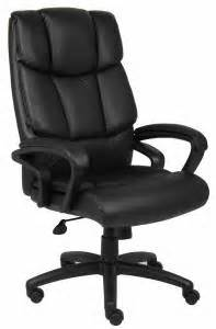 Boss # B8701 - Boss Executive Top Grain Leather Chair