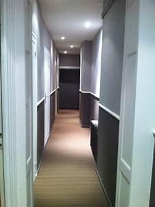 Forum Deco Moderne : peinture d 39 un couloir troit et assez long ~ Zukunftsfamilie.com Idées de Décoration