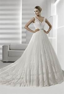 2012 wedding dresses by la sposa choose your style onewed With la sposa wedding dresses