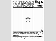 Cameroon Coloring Page crayolacom