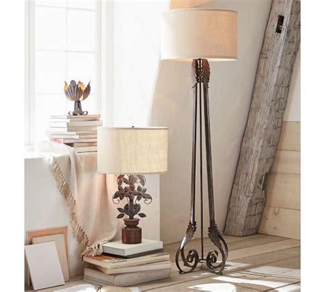 Madeline Floor Lamp Base   Pottery Barn