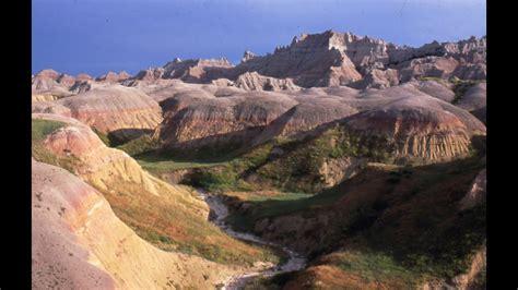 Dramatic Badlands National Park, South Dakota - YouTube
