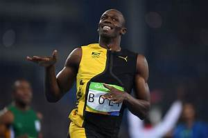 Rio Highlights: Usain Bolt Defends Crown; S. African Sets ...