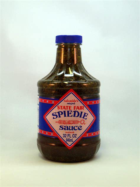 state fair spiedie sauce