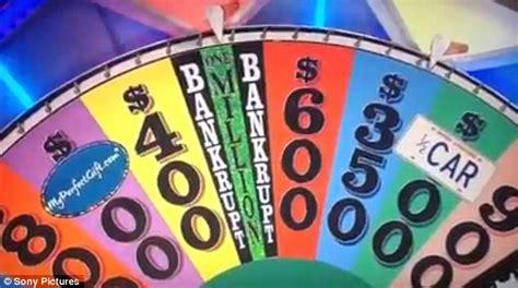 wheel  fortune contestant loses chance   million