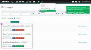 Falsche Rechnung Per Email : rechnung per email versenden reweo support ~ Themetempest.com Abrechnung