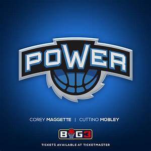 The Logos From Ice Cubes BIG3 Basketball League Are Eye