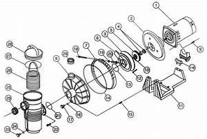 Pentair Challenger High Pressure Pump Parts