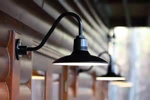 Rustic Cabin Bathroom Lights by Gooseneck Barn Lighting For Mountain Retreat Blog