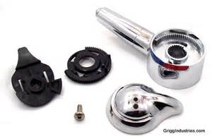 kitchen single handle faucet delex faucet parts