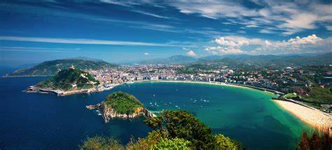 san sebastian wallpapers images  pictures backgrounds