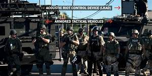 Trump could lift ban on military equipment for U.S. police