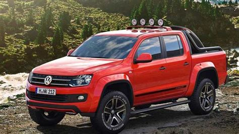 Volkswagen Says Us Pickup Is Back On The Table