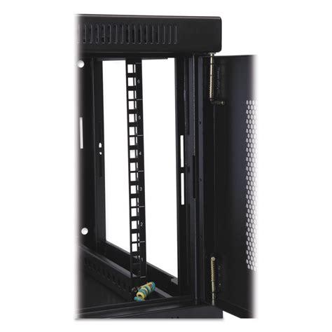 smartrack 6u wall mount rack enclosure cabinet smartrack 6u wall mount rack enclosure cabinet by tripp
