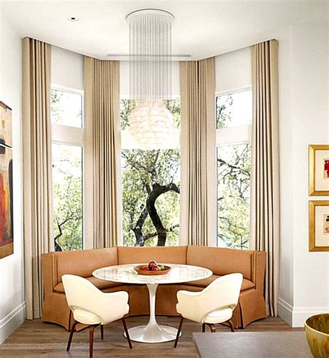 bay window seats   modern home